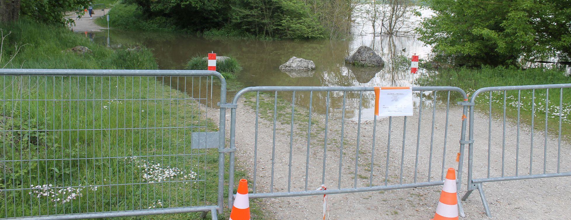 Inondations 10 mai 2020