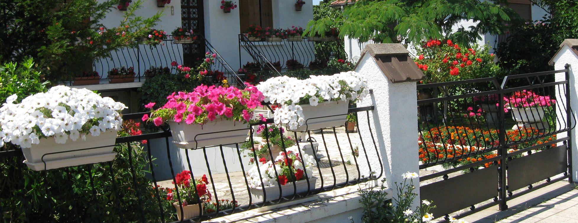Concours des maisons et balcons fleuris