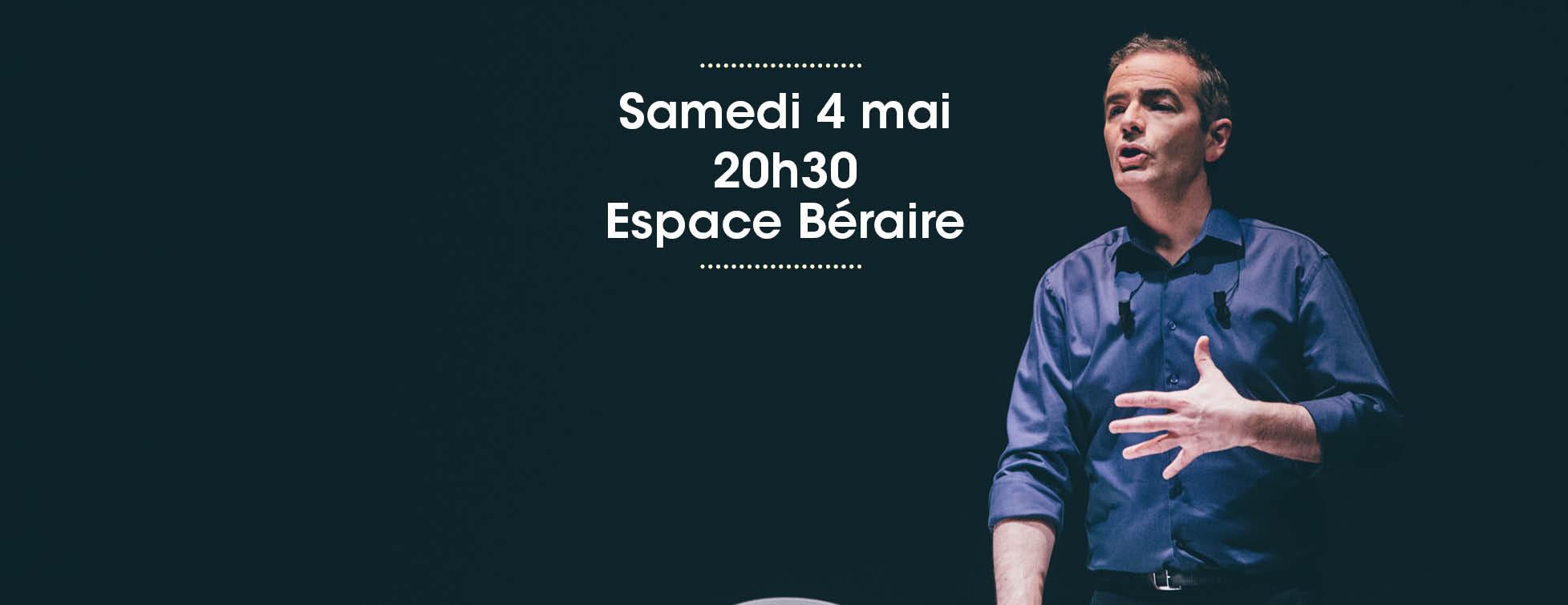 One-man-show // Franck Ferrand