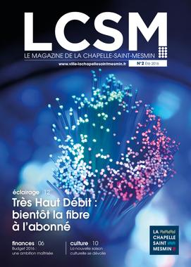 LCSM n°2 - Été 2016