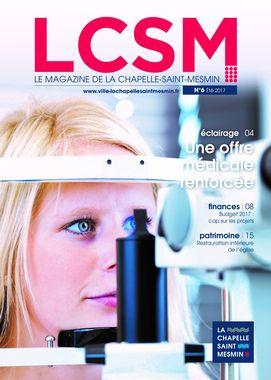 LCSM n°6 - Été 2017
