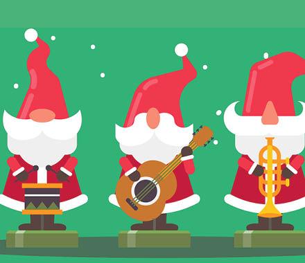 Concert de Noël de l'École de Musique