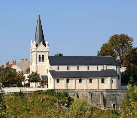 Restauration intérieure de l'église Saint-Mesmin