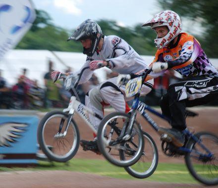 Nouveau circuit de BMX: une opportunité