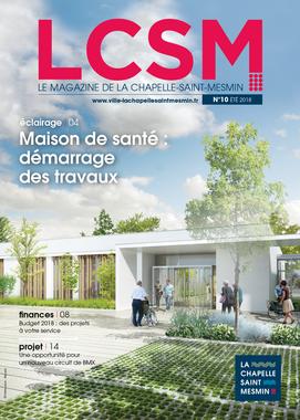 LCSM n°10 - Été 2018