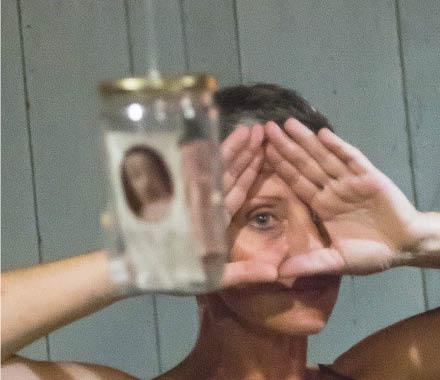 Théâtre // Le Cabinet de curiosités