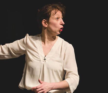 Tartuffe, je vous le raconte en 5 actes // Théâtre
