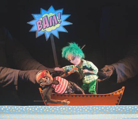Qui a peur de Peter Pan? // Théâtre Jeune Public