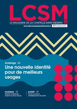 LCSM n°1 - Printemps 2016
