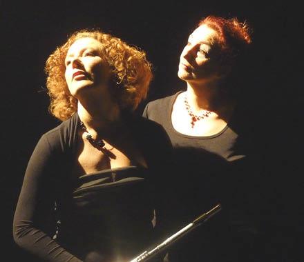 Deux voix pour une cantate // Concert