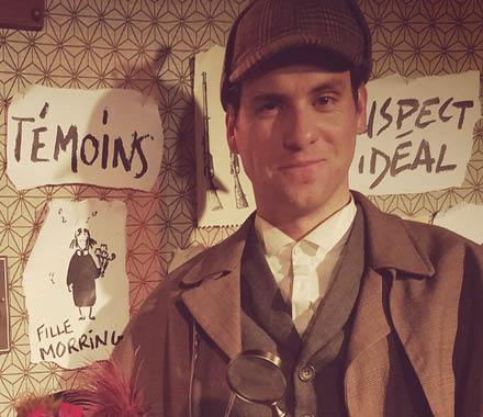 Sherlock Holmes, et le Mystère de la Vallée de Boscombe | Théâtre participatif