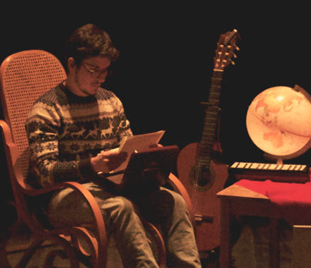 Les lettres du Père Noël | Théâtre Jeune Public