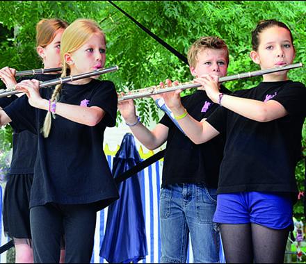 Ecole municipale de musique, danse et théâtre